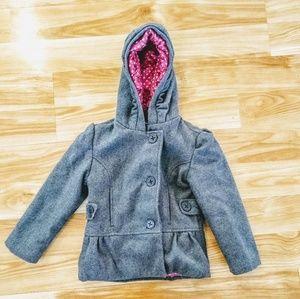Darling Dollhouse Warm Coat
